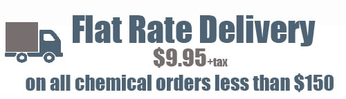 Flat Rate Delivery $9.95