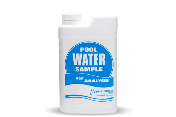 Visit our store for free Water Analysis