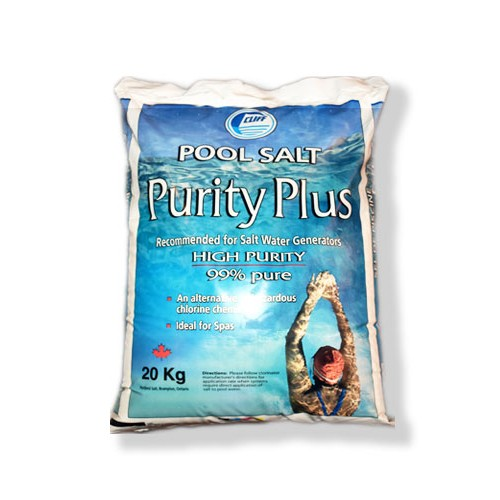 High Grade Pool Salt - 20kg