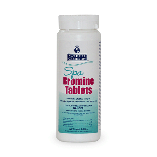 Spa Bromine Tablets - 680g