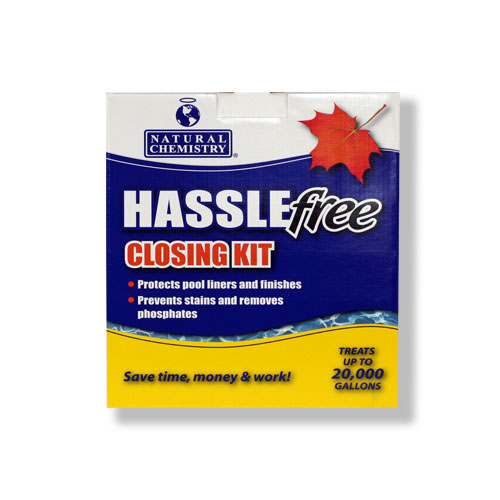 HASSLEfree Pool Closing Kit