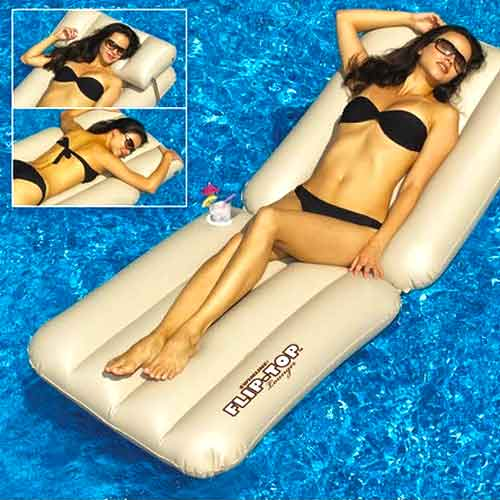 Swimline Flip Top Mattress