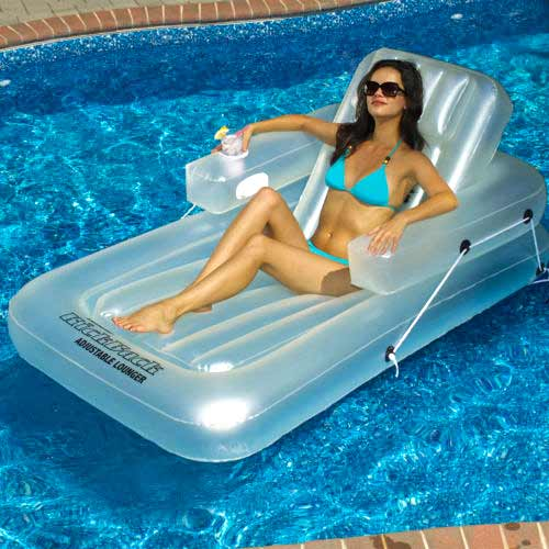 Swimline Kick Back Lounger - Single