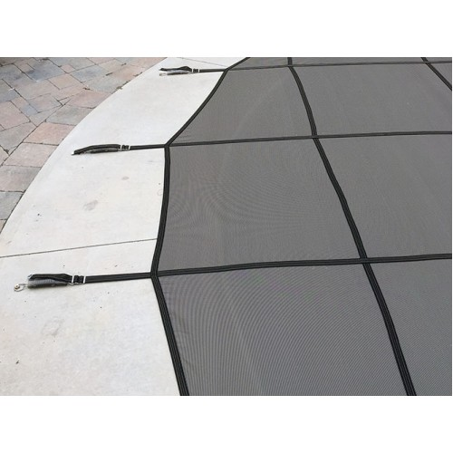 Custom YardGuard® Safety Cover Installations