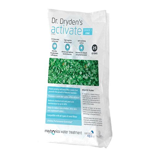 Activate - Grade 1 Fine Filter Media - 25lb
