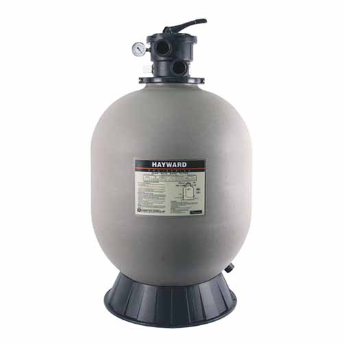 "Hayward ProSeries 27"" Top Mount 2"" Valve Sand Filter"