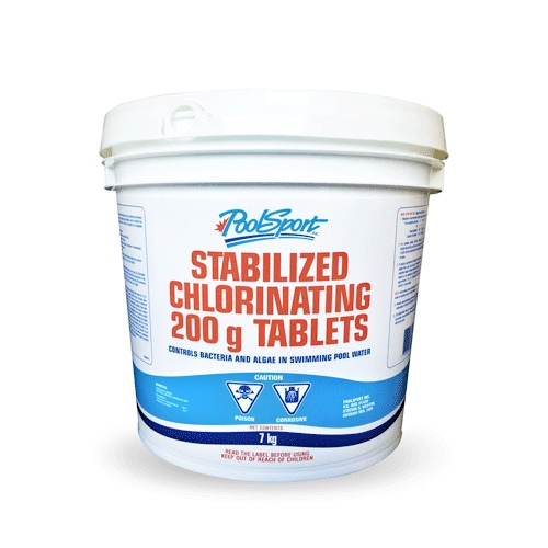 Pool Sport Tablets - 7kg