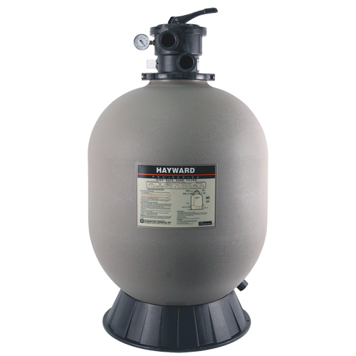 "Hayward ProSeries® 24"" Top Mount 2"" Valve Sand Filter"
