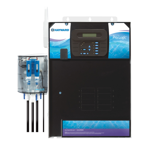 Hayward ProLogic Pool/Spa - 8 Relay System