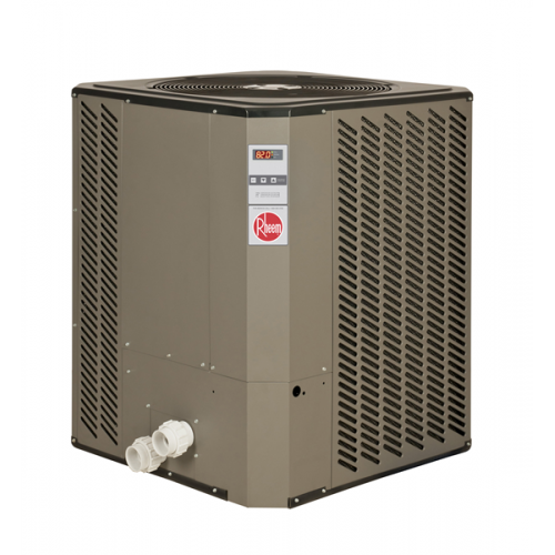 Rheem® 95,000 BTU Heat Pump w/ Titanium Heat Exchangers