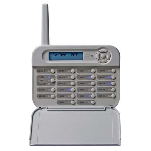 Hayward Wall Mount Remote PS-4 - Wireless